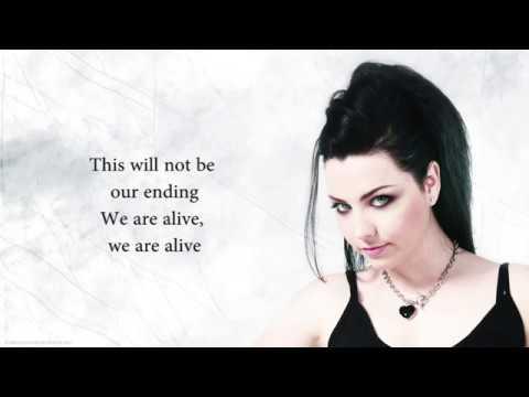 Evanescence - Imperfection Lyrics