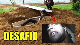 Baixar SENDO ENTERRADO VIVO DENTRO DO CAIXÃO #DESAFIO