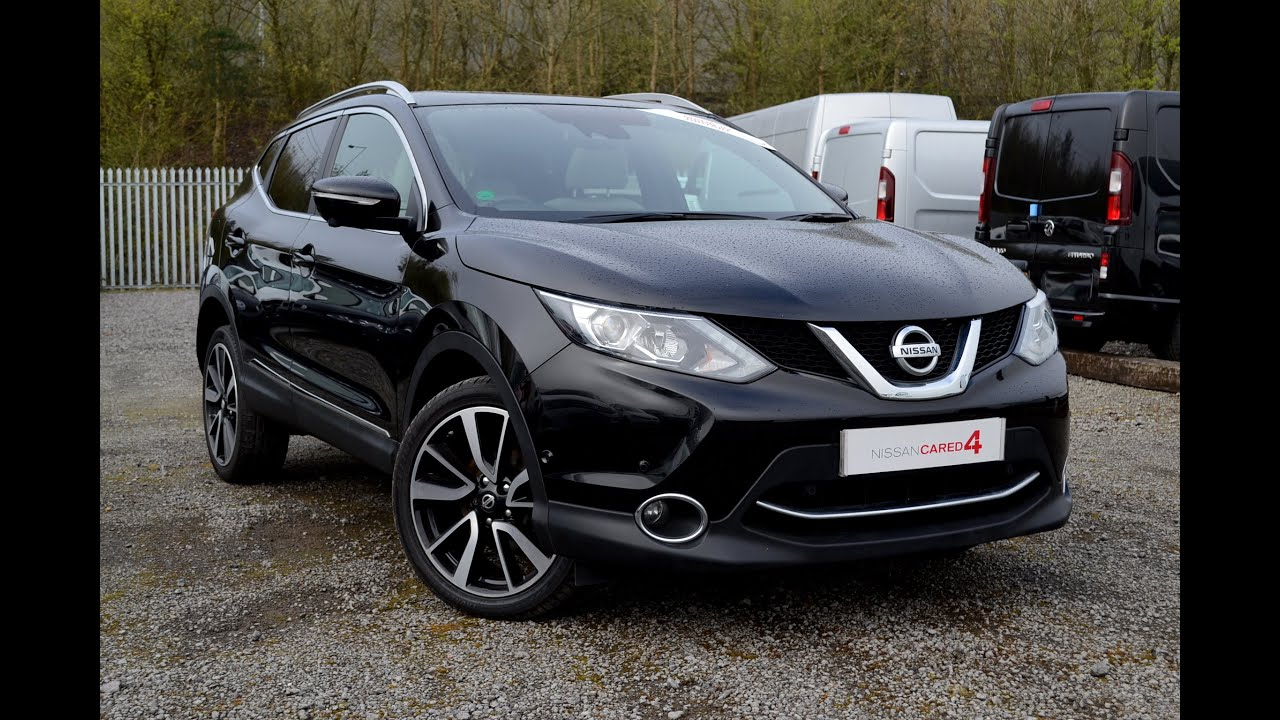 Wessex garages nissan qashqai premier le 4wd at hadfield for Garage nissan qashqai