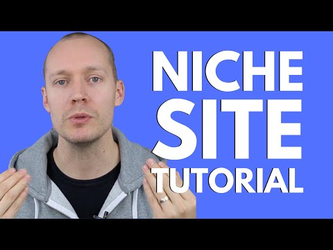 Free Niche Website Tutorial (For 2020)