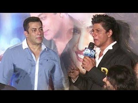 Salman Khan Made Shahrukh Khan Dance On Prem Ratan Dhan Payo's Song