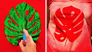 30 COOL T-SHIRT HACKS YOU CAN DIY IN 5 MINUTES