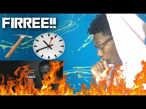 Lecrae - Hammer Time (Audio) Ft. 1K Phew Reaction Video