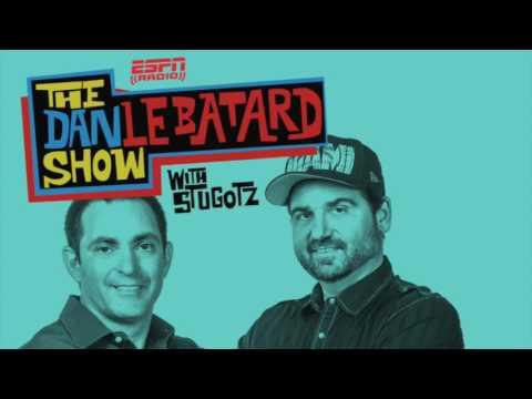 Dan Lebatard Show: Russel Westbrook Dunks on Shane Battier
