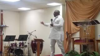 ABIDING IN GOD'S PRESENCE: PSALM 27 & ACTS 23     APOSTLE  JOHN  PRAH(1)