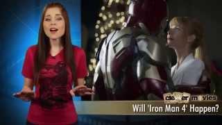 Железный Человек 4 | Мстители 2 HD