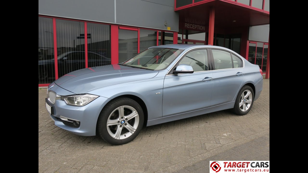 740808 bmw 318d f30 sedan 143hp blue navi 07 12 62649km. Black Bedroom Furniture Sets. Home Design Ideas