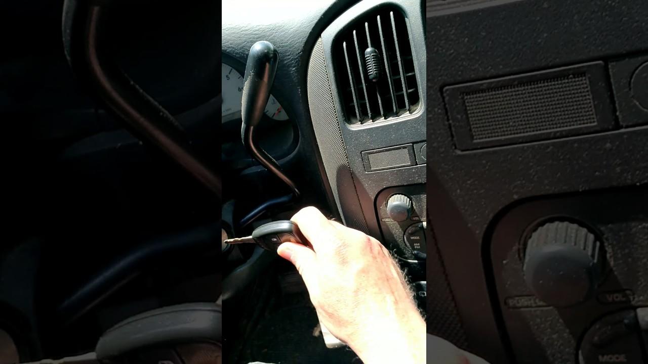 dodge caravan 2005 key programming procedure [ 1280 x 720 Pixel ]