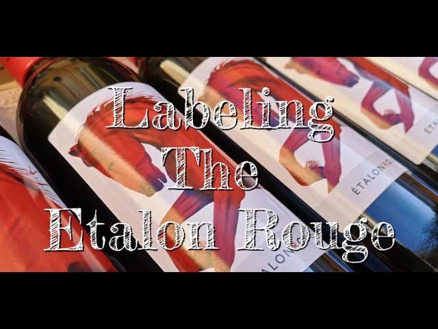 Labeling the Etalon Rouge