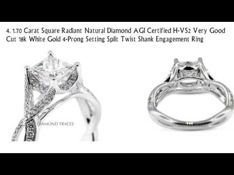 Buy Best Diamond Engagement Ring 2018