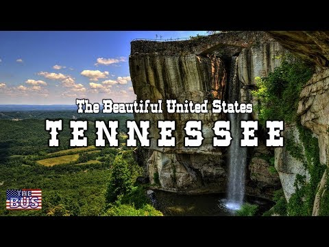 USA Tennessee State Symbols/Beautiful Places/Song ROCKY TOP w/lyrics