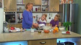 Вкусные уроки - Выпуск 17 - Кухня ТВ