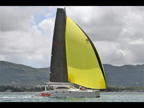 "2016 Asia Catamarans Stealth 13S ""Top Cat"" For Sale 