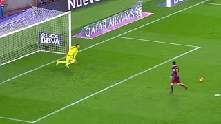 Lionel Messi Best Penalty Ever (FC Barcelona vs Celta Vigo 6-1)