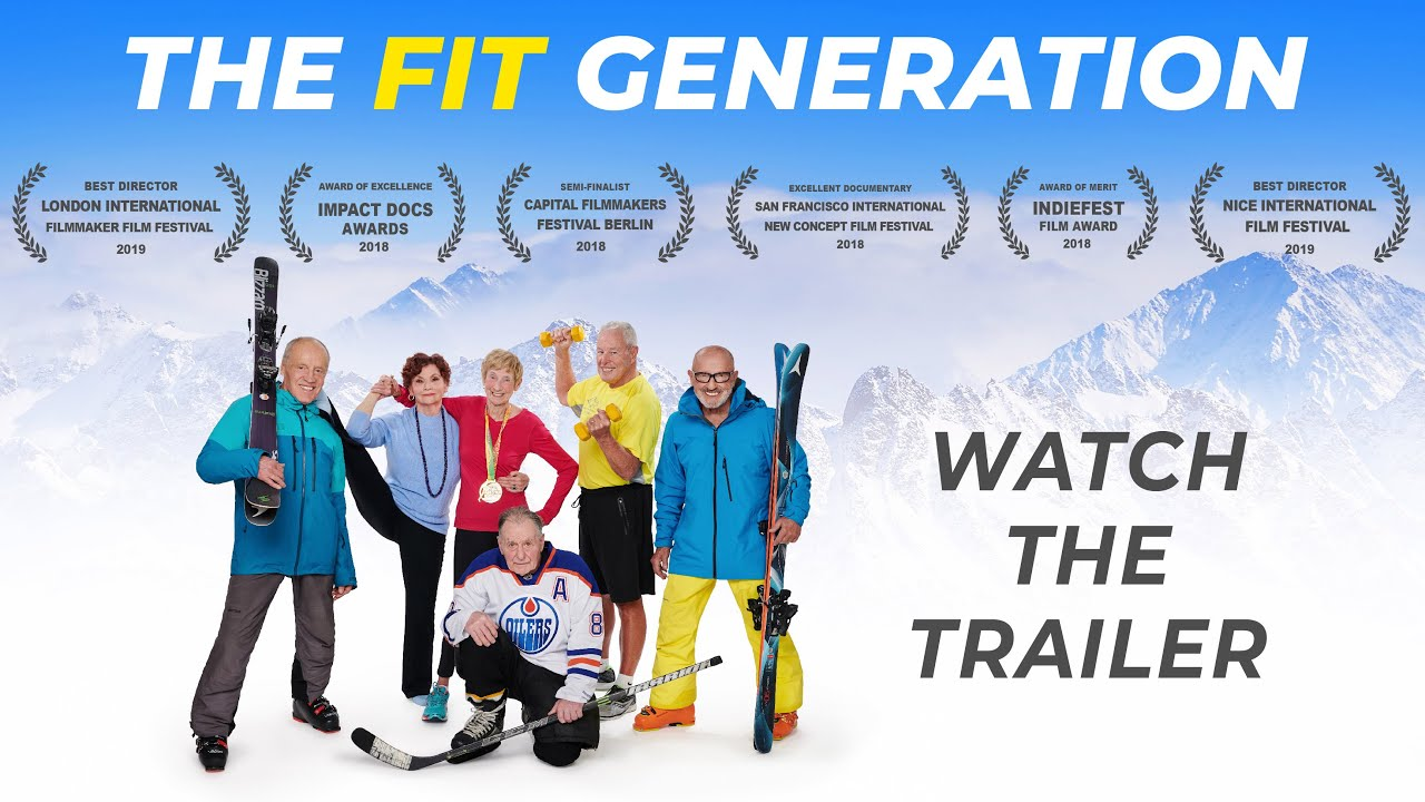 The Fit Generation - Official Trailer 2020