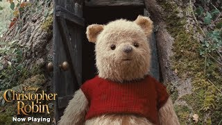 Christopher Robin - Now Playing