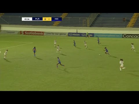 Save of the Game presented by Allstate |Puerto Rico vs Haiti