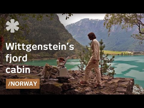 Philosopher's hut deep in the fjord: Wittgenstein in Norway