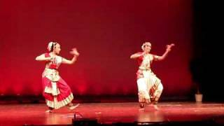 Bharatanatyam Indian Classical Fusion Dance:  Bo Shambo