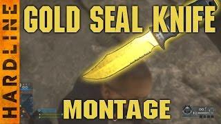 bfh battlefield hardline gold seal knife montage