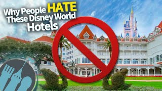 Why People Hate These Disney World Hotels