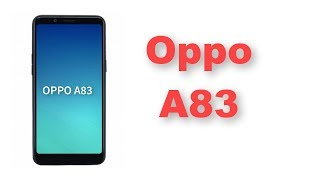 Oppo A83 Review l price l Full Specification In India