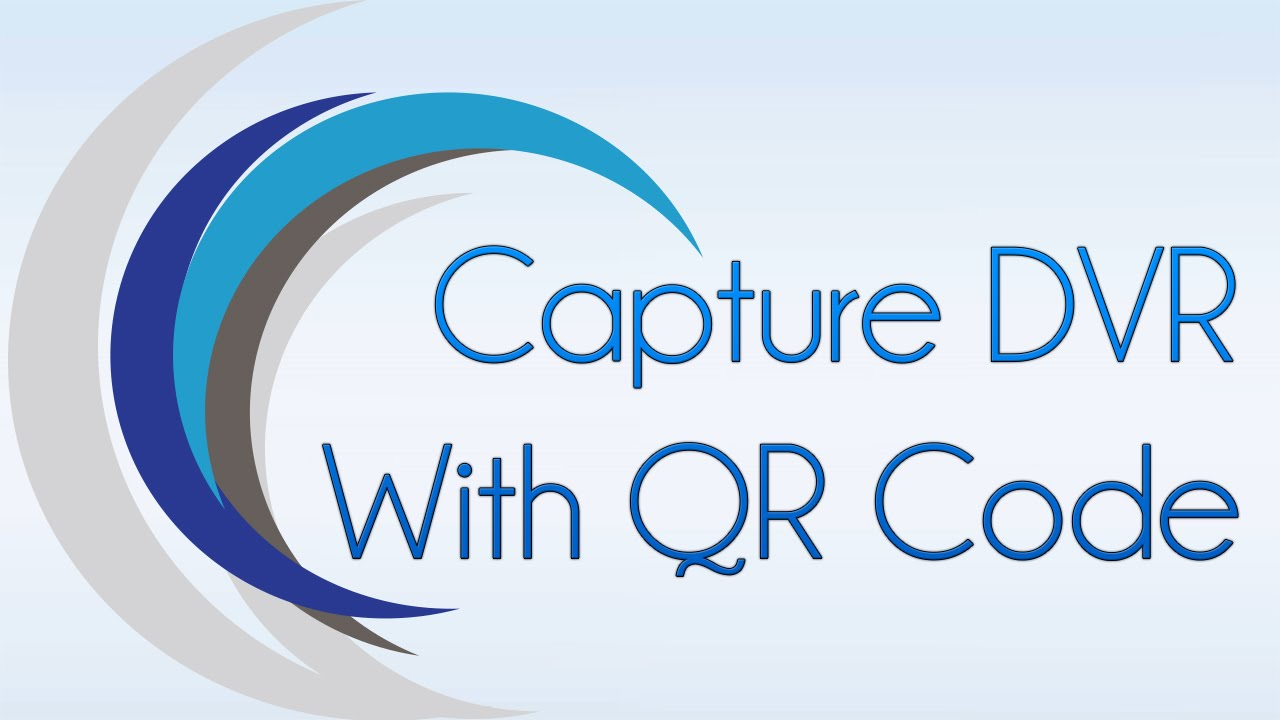 EasternCCTV - How to Capture DVR/NVR Through QR Code