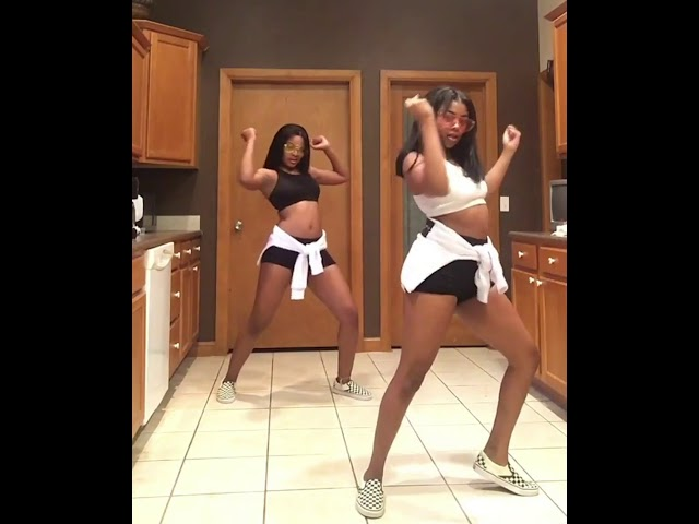 Dancing to