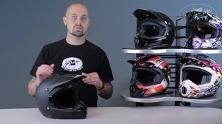 HJC CL-XY Youth Helmet Review - Jafrum.com