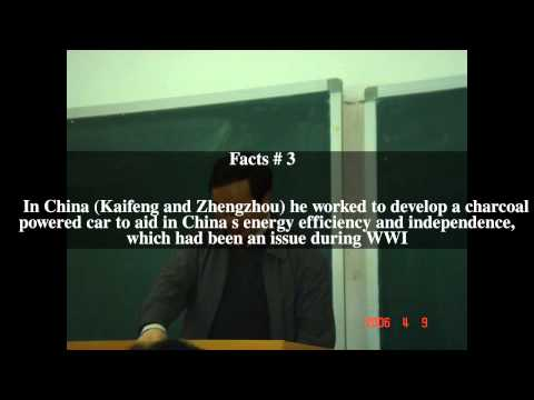 Tang Zhongming Top # 6 Facts