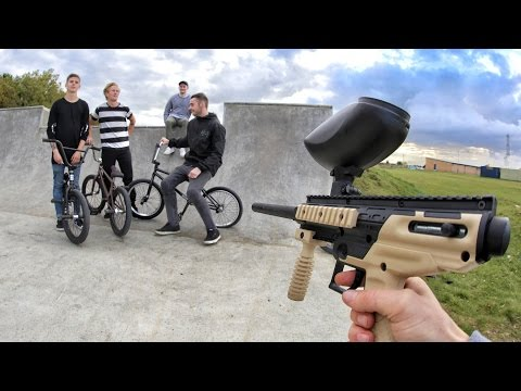 BMX PAINTBALL 2