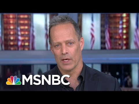 Sebastian Junger: Instead Of Jobs, Soldiers Offered Lifelong Disability | Andrea Mitchell | MSNBC