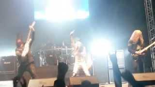 Arch Enemy - We Will Rise - Concierto Bogota 2015