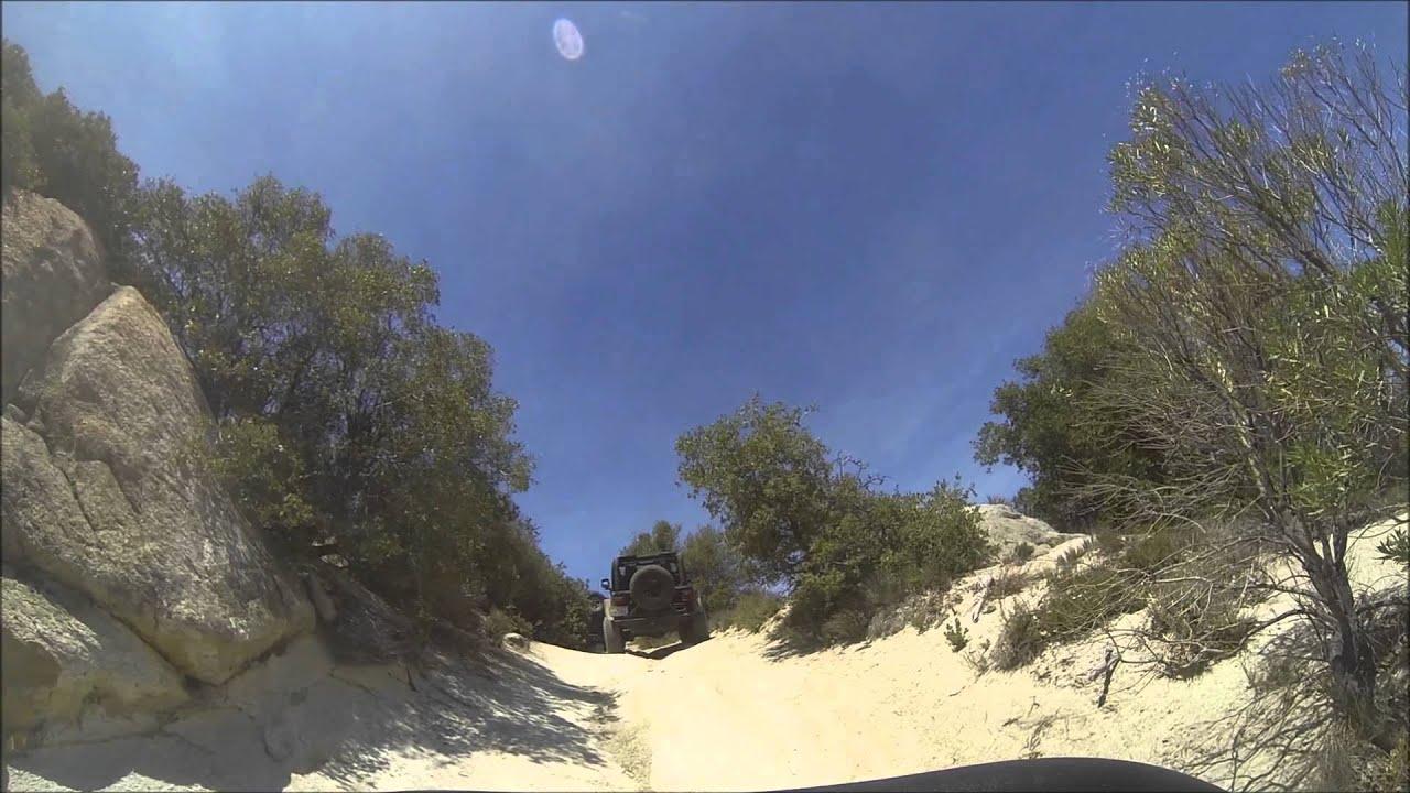 San Diego Jeep >> San Diego Jeep Club on Hemet Jeep Trail - YouTube