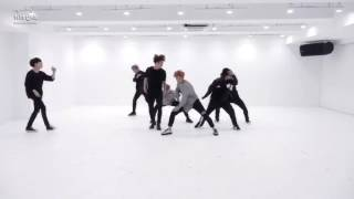 MIRRORED DANCE BTS  Blood Sweat   Tears  Dance Practice