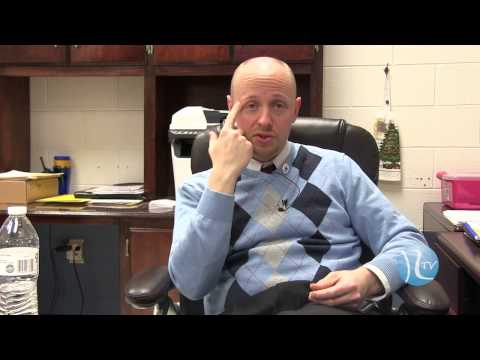Interview with Southwestern Randolph Middle School principal