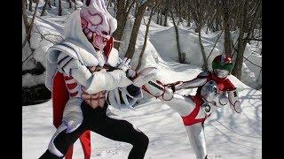 ヴァルナ シルバー VARUNA-SILVER  masked rider file 2005-S