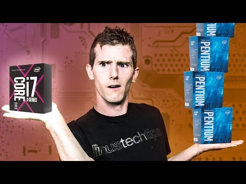 Is a $600 CPU 10x MORE POWERFUL than a $60 one?