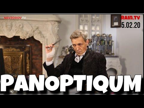 Видео: Невзоров и Уткин в программе «Паноптикум» 06.02.20