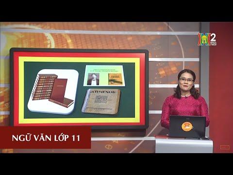 MÔN NGỮ VĂN - LỚP 11   TÁC PHẨM: NGƯỜI TRONG BAO (TIẾT 1)   15H45 NGÀY 06.04.2020   HANOITV
