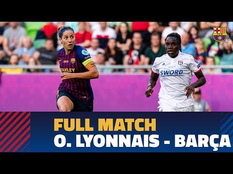 [PARTIDO COMPLETO] #UWCLFinal: Olympique Lyonnais - FC Barcelona