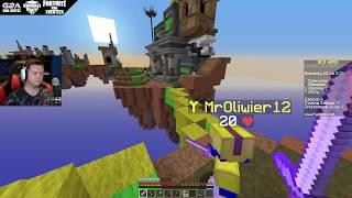 Minecraft Bed Wars #15 - MEGA SOJUSZ WYSP?! | Vertez