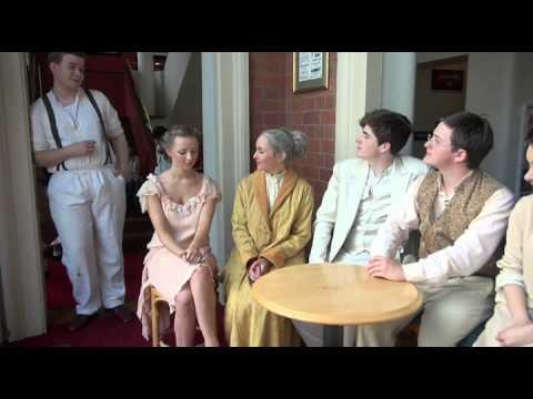 Wolverhampton Central Youth Theatre represent the UK in Monaco
