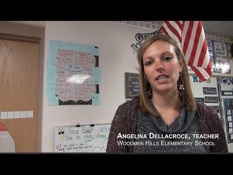 Angelina Dellacroce, Teacher -  Woodmen Hills Elementary School