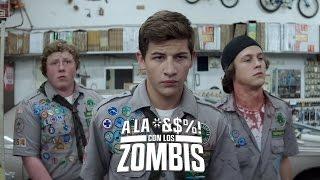 A LA *&$%! CON LOS ZOMBIS  | Anuncio de TV | Paramount Pictures México | Palabras 20