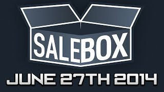 Salebox - Best Steam Deals - June 27th, 2014