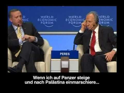 Davos:Der Streit um Frieden...was hat Erdogan wirklich gesagt?