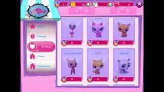 Littlest Pet Shop! Пора покушать! Серия 6! Игра Магазин домашних животных