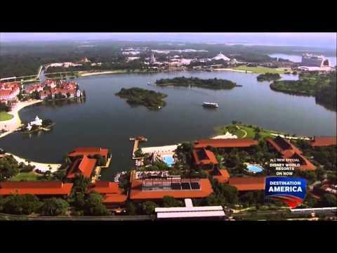 Walt Disney World Resort - Hotels (2014) Documentary