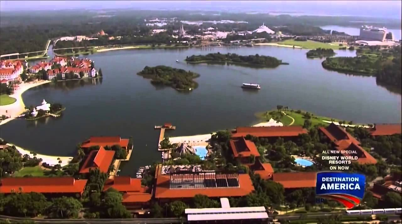 Walt Disney World Resort Hotels 2017 Doentary